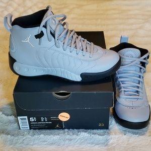 Jordan Jumpman Pro. Wolf grey/white black.